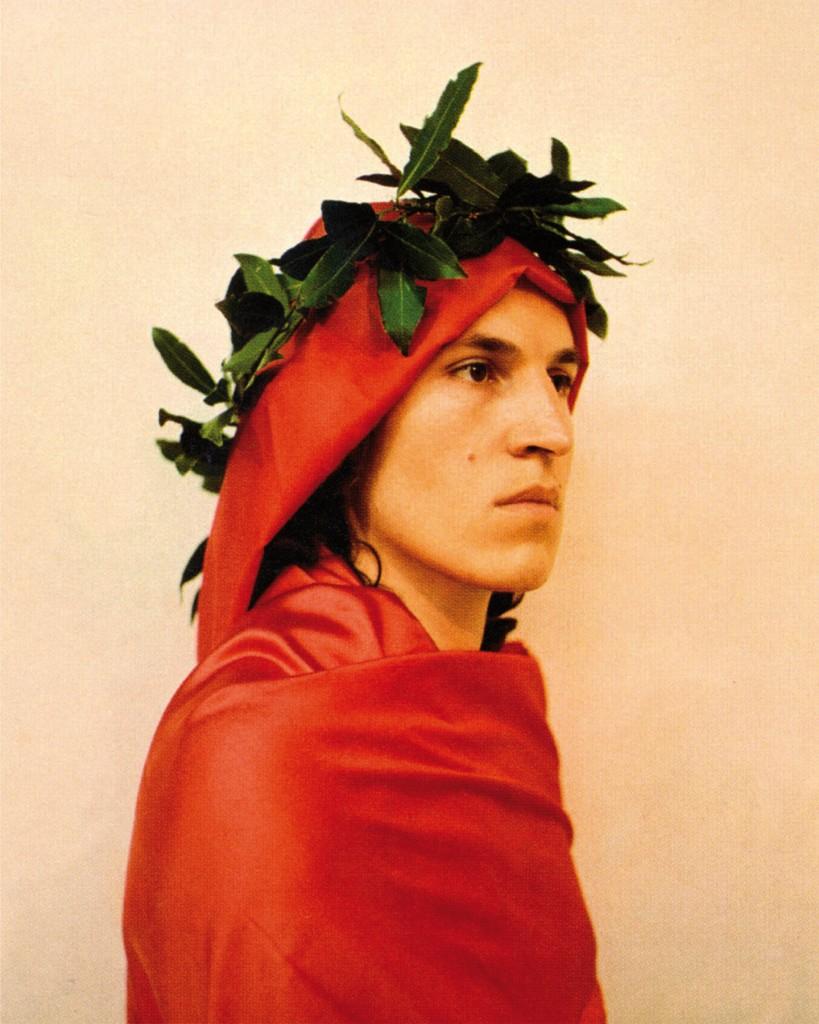 Dante, 1972. Fotografia, 80 x 65 cm. Collezione Fabio Sargentini