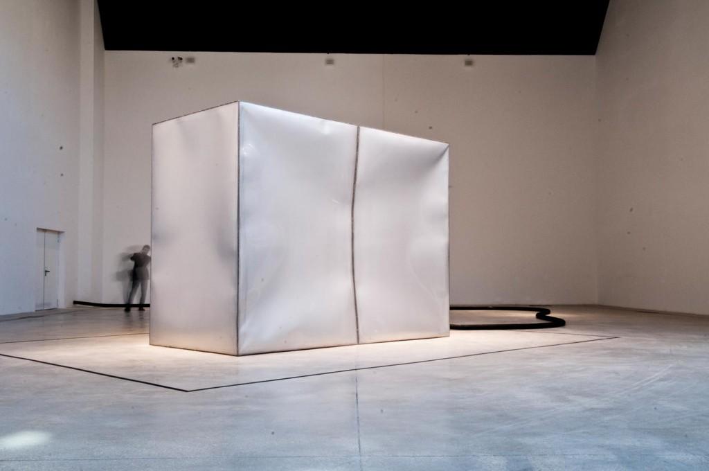 Piccolo animismo, 2011. Veduta dell'installazione al Macro, Roma 2011. Courtesy Macro, Roma. Foto: altrospazio, Roma.