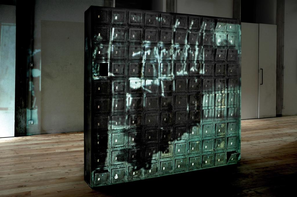 Rebibbia 2 (2007). Fotografia di Sandro Mele.