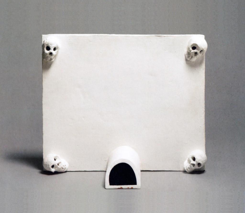 Alfabeto (2002-2003). Collezione privata. Courtesy Bruno Bischofberger, Zurigo.